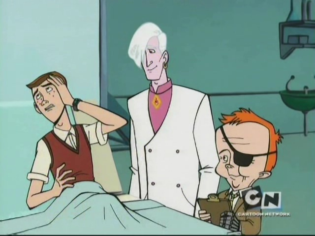 Are You There God Its Me Dean Venture Bros Episodes The