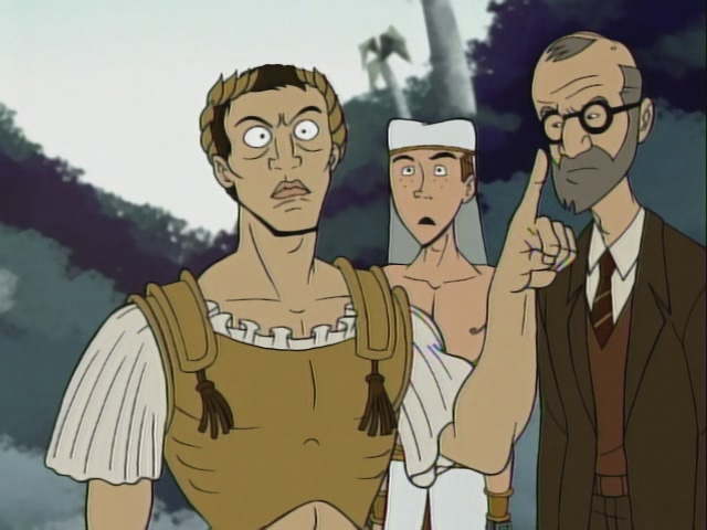 Escape To The House Of Mummies Part Ii Venture Bros Episodes