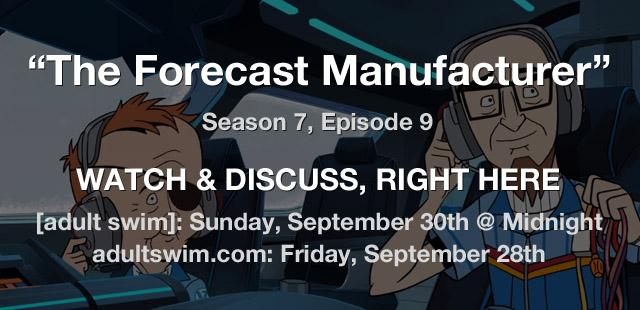 The Forecast Manufacturer