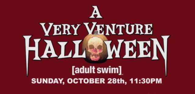 In Case You Somehow Didn't Know: A Very Venture Halloween